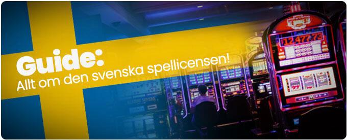 svensk-spellicens
